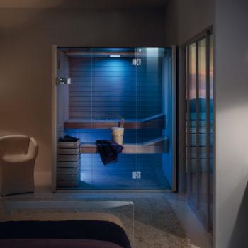 allestire una piccola spa in casa Sauna Effegibi