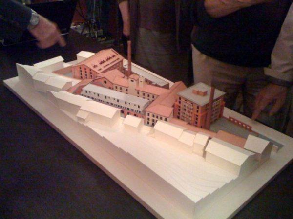 crowdfunding immobiliare Progetto La città di vetro ad Altare (Savona)