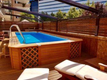 piscine fuori terra in legno full size