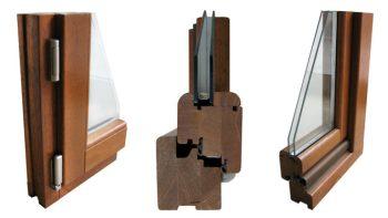 Serramenti in legno per finestre Domis