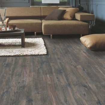 Pavimento in laminato Quick Step