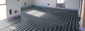 migliorare l'efficienza energetica: installazione sistema radiante a pavimento