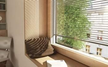migliorare l'efficienza energetica foto serramenti Internorm