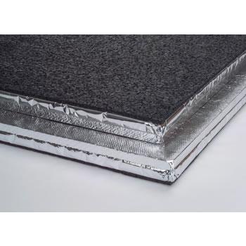 Pannelli sottovuoto per isolamento termico