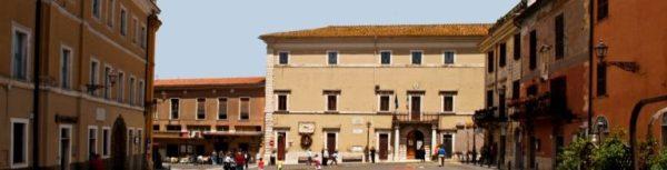 Fondo patrimoniale sulla casa familiare - foto centro storico Magliano Sabina (RI)