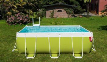 Piscine prefabbricate semplici da installare piscine per giardino terrazzo senza lavori in muratura FOTO Piscina fuori terra Laghetto
