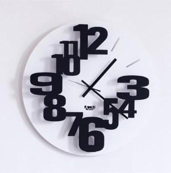 orologi da parete moderni: Orologio da parete Perseo di Arti e Mestieri