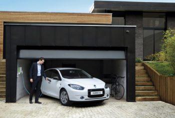 nuova direttiva europea efficienza energetica 2018/844/UE box con ricarica auto elettrica