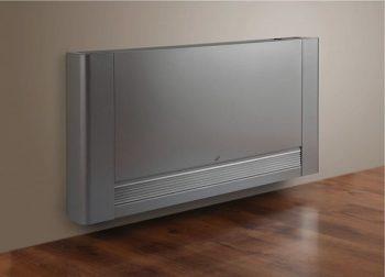 riscaldare o raffrescare con ventilconvettore: Ventilconvettore MielePiù