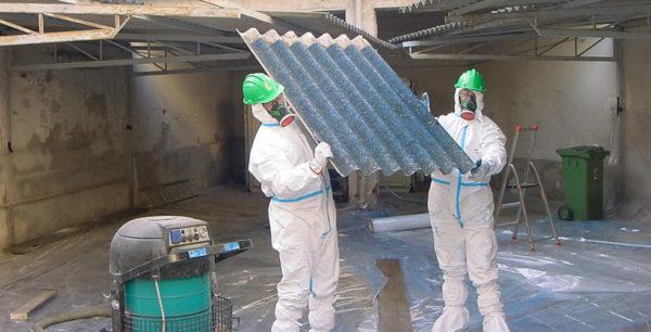 Agevolazioni fiscali per Bonifica amianto Ecoserdiana