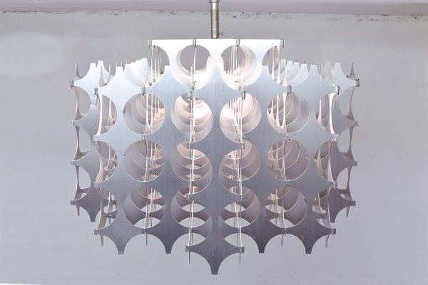 Mario Marenco architetto designer FOTO Lampada Cynthia di Artemide