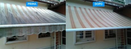 come pulire le tende da sole: Lavaggio tende (C.S. Pulizie)