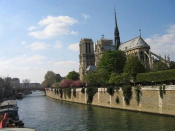incendio Notre Dame cattedrale di Parigi