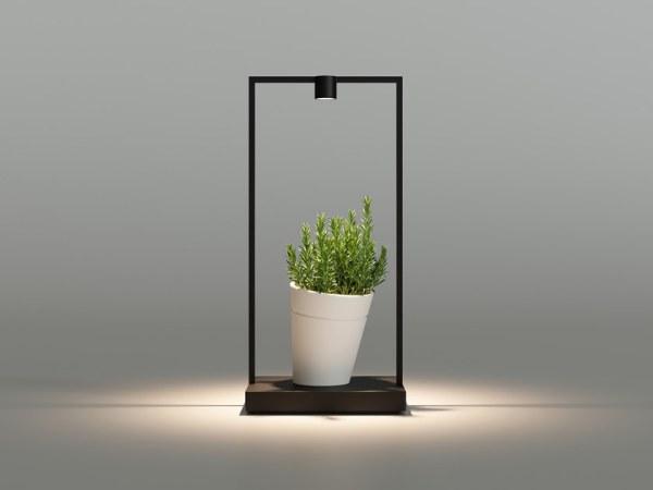 Lampade senza fili batteria ricaricabile FOTO lampada Curiosity di Artemide