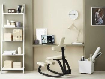 Sedia posturale per ufficio e studio Thatsit Balans di Varier Furniture