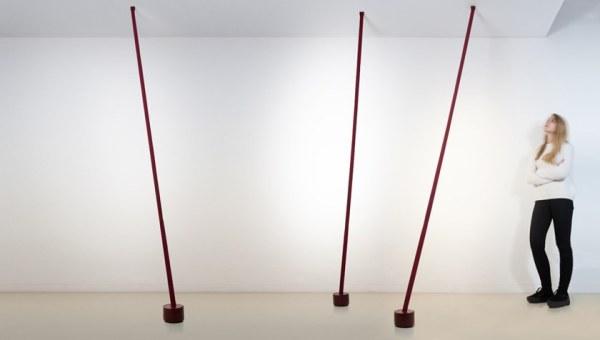 i nuovi oggetti di design elastico FOTO Lampada Elastica a led di Martinelli Luce