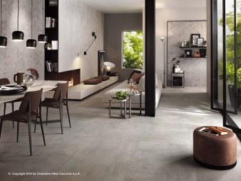 pavimento in gres porcellanato a tutta massa per il soggiorno