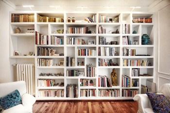libreria per insonorizzare casa modo economico
