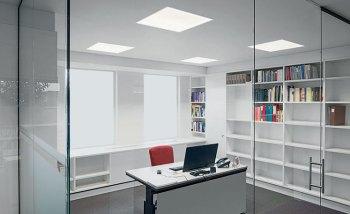 luci a led per casa: un ambiente di studio o lavoro
