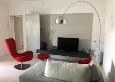 ristrutturazione completa casa particolare del soggiorno