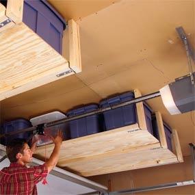 organizar techos