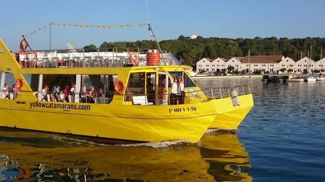 vuelta puerto mahon