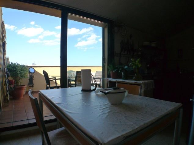 atico con dos terrazas en venta en mahon menorca