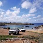 Recorrer la isla de Menorca por tierra
