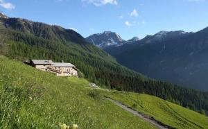 foto strutture montagna