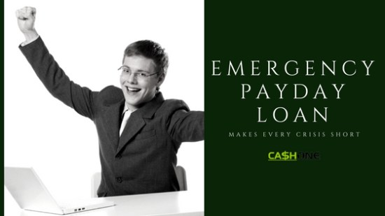 Emergency Payday Loan Makes Every Crisis Short
