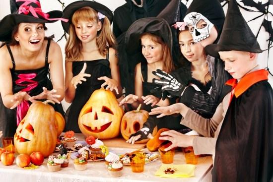 Halloween Dress for Kids