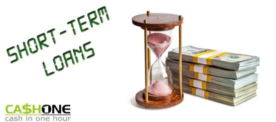 Short term loans by Cashone