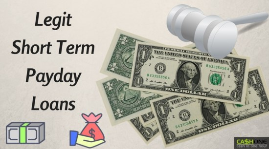 Payday Loans That Are Legit