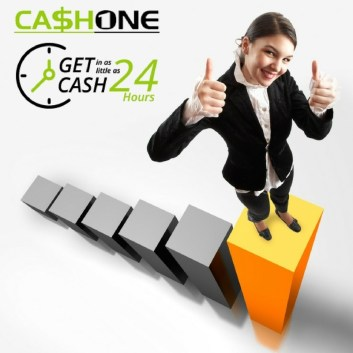 Get cash in as little as 24 hours
