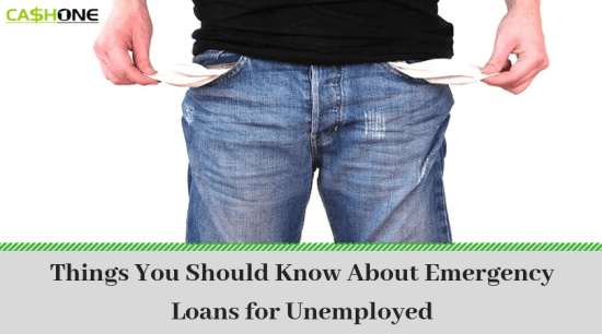 Unemployed Emergency Loans
