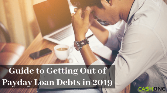 Getting Out of Payday Loan Debts