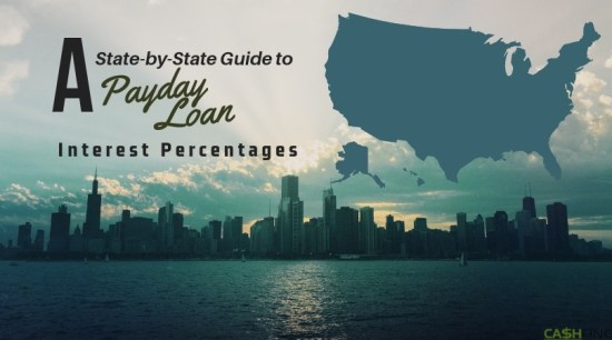 State by state guide to payday loan interest rate