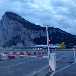 Aéroport Gibraltar