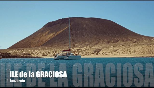 Vidéo Ile de La Graciosa