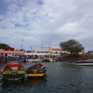 Palmeira - Arrivée des pêcheurs