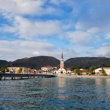 Martinique – Du Marin aux Anses-d-ARLETS