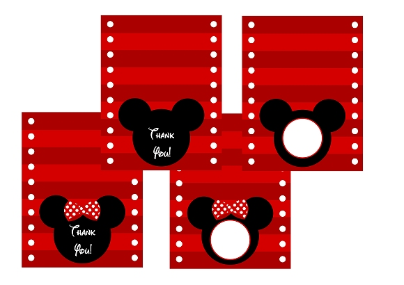 Download These Awesome FREE Mickey Amp Minnie Mouse