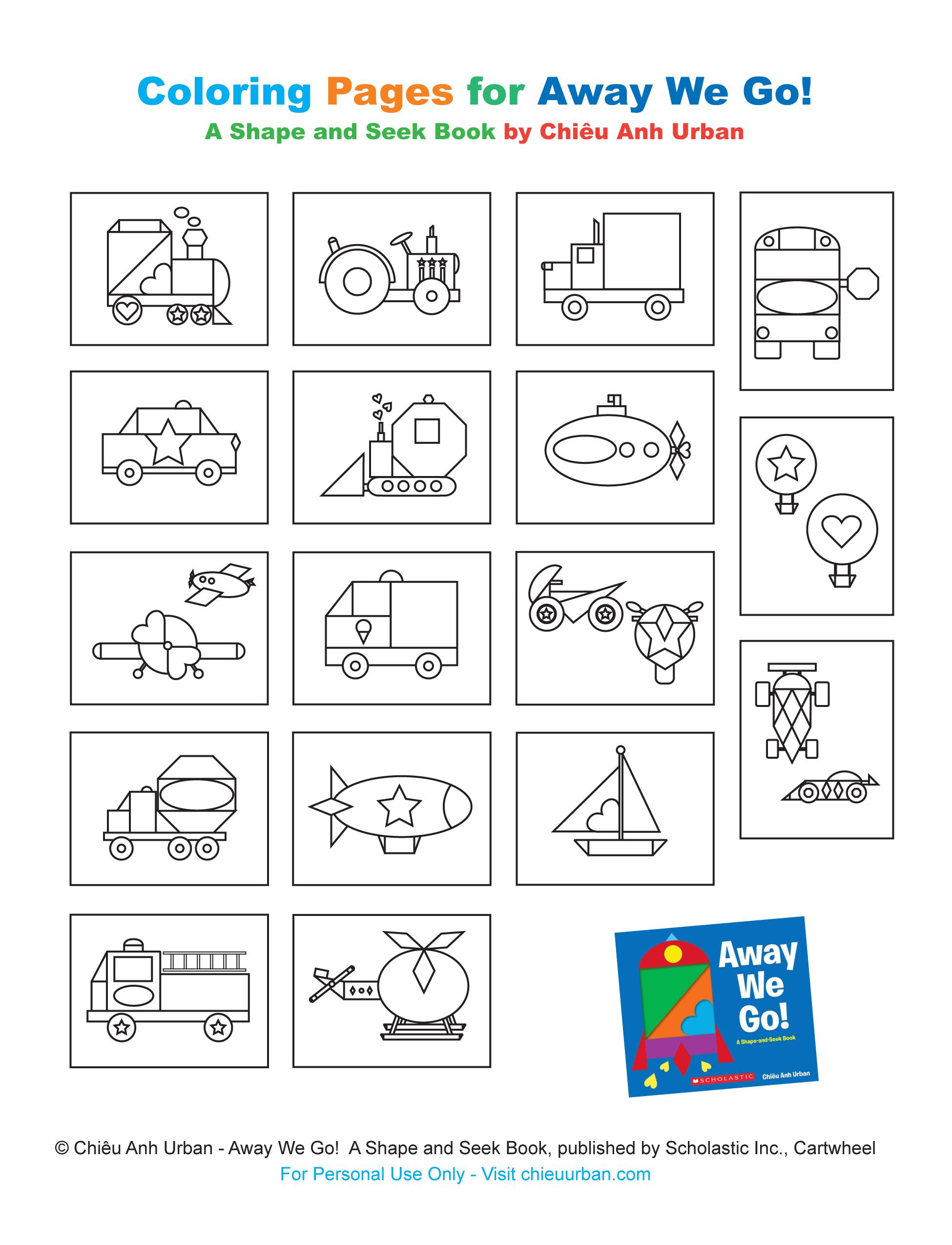 Preschool Worksheet Things That Go Together