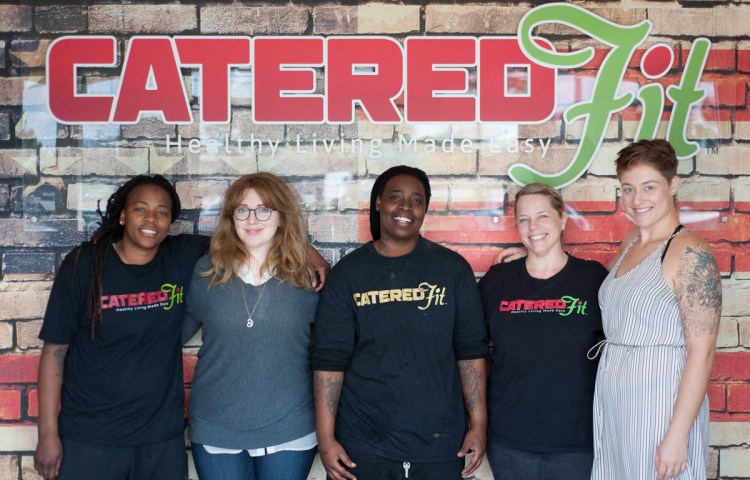 Female Leaders of Catered Fit