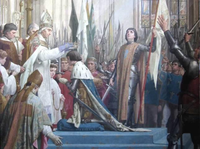 Jeanne d'Arc à Reims
