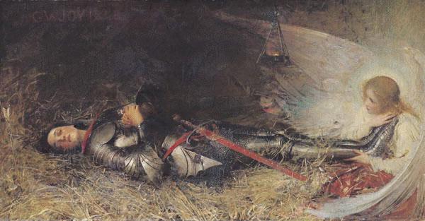 Jeanne d'Arc en prison
