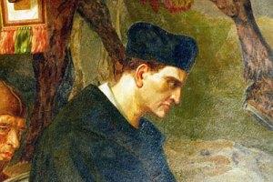 Le moine Hildebrand, futur Grégoire VII
