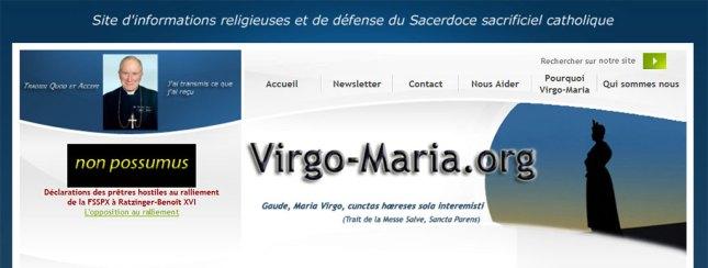 Virgo-Maria.org
