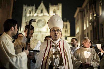 L'«archeveque de Lyon» Philippe Barbarin assure n'avoir jamais couvert des actes de pédophilie