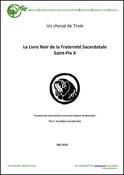 Page 1 de AVREF-Livre-Noir-FSSPX-12.05.2016